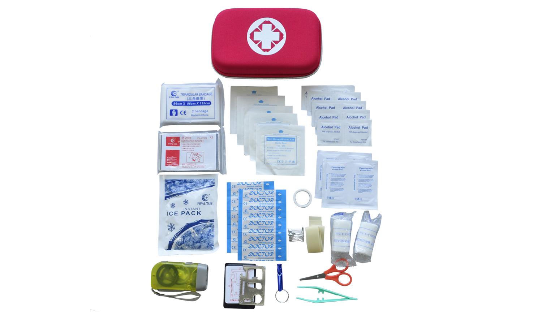 Auto Erste-Hilfe-Kit